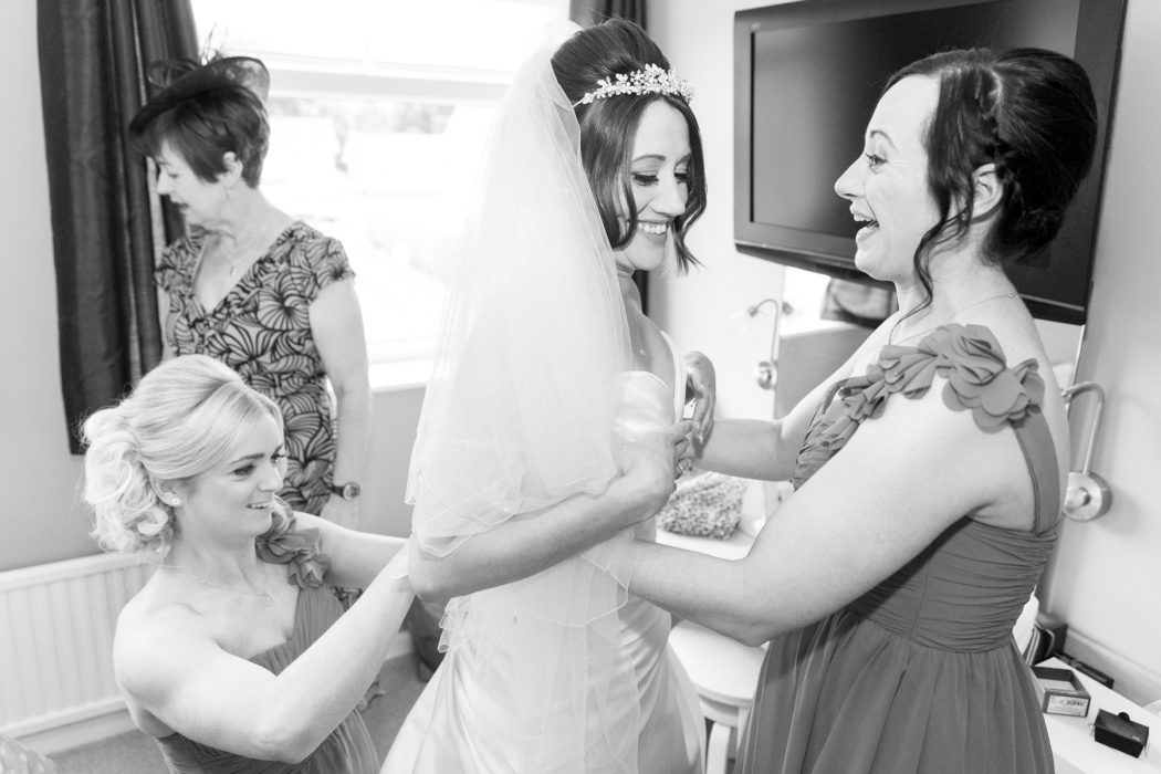 Alderley Edge Hotel Wedding Photography