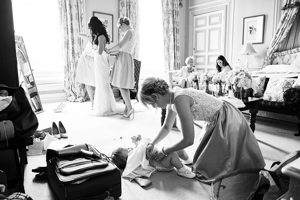 Ian Bursill – Documentary Wedding Photography Winner 2015