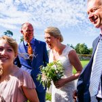 Walled Garden Cowdray Wedding Photography - Stylish Wedding Photography